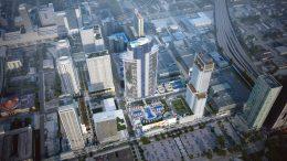 Miami Worldcenter Masterplan, courtesy of Elkus Manfredi.