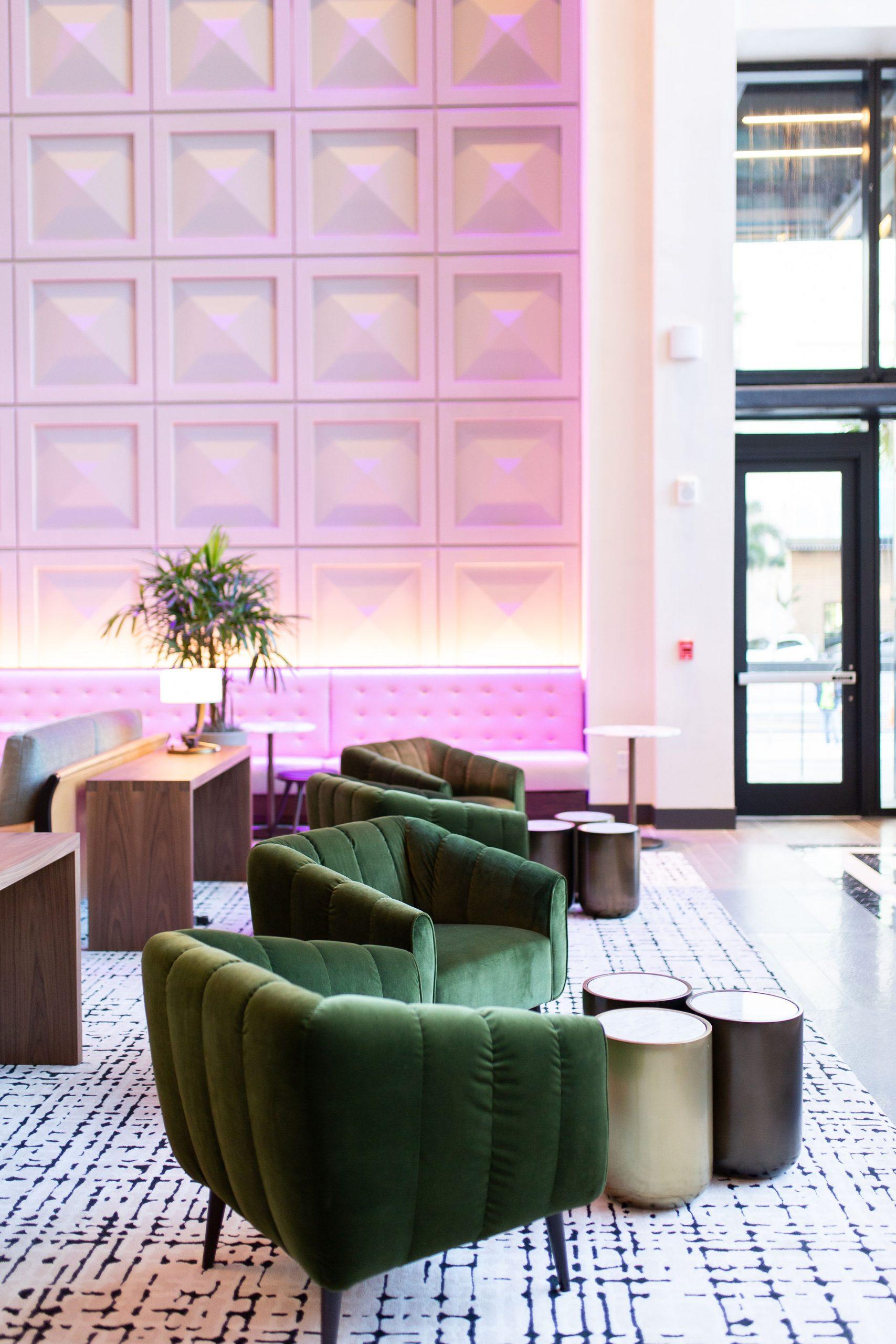 JW Marriott Driftlight Lounge. Courtesy of Strategic Property Partners.