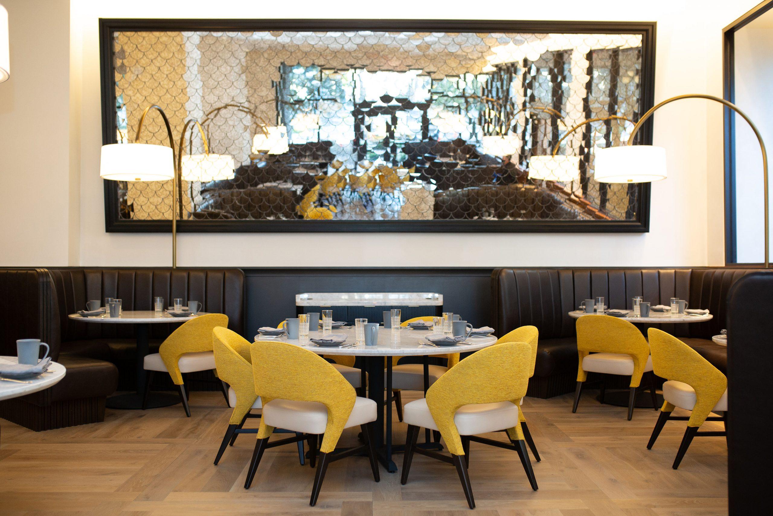 JW Marriott Driftlight Restaurant. Courtesy of Strategic Property Partners.