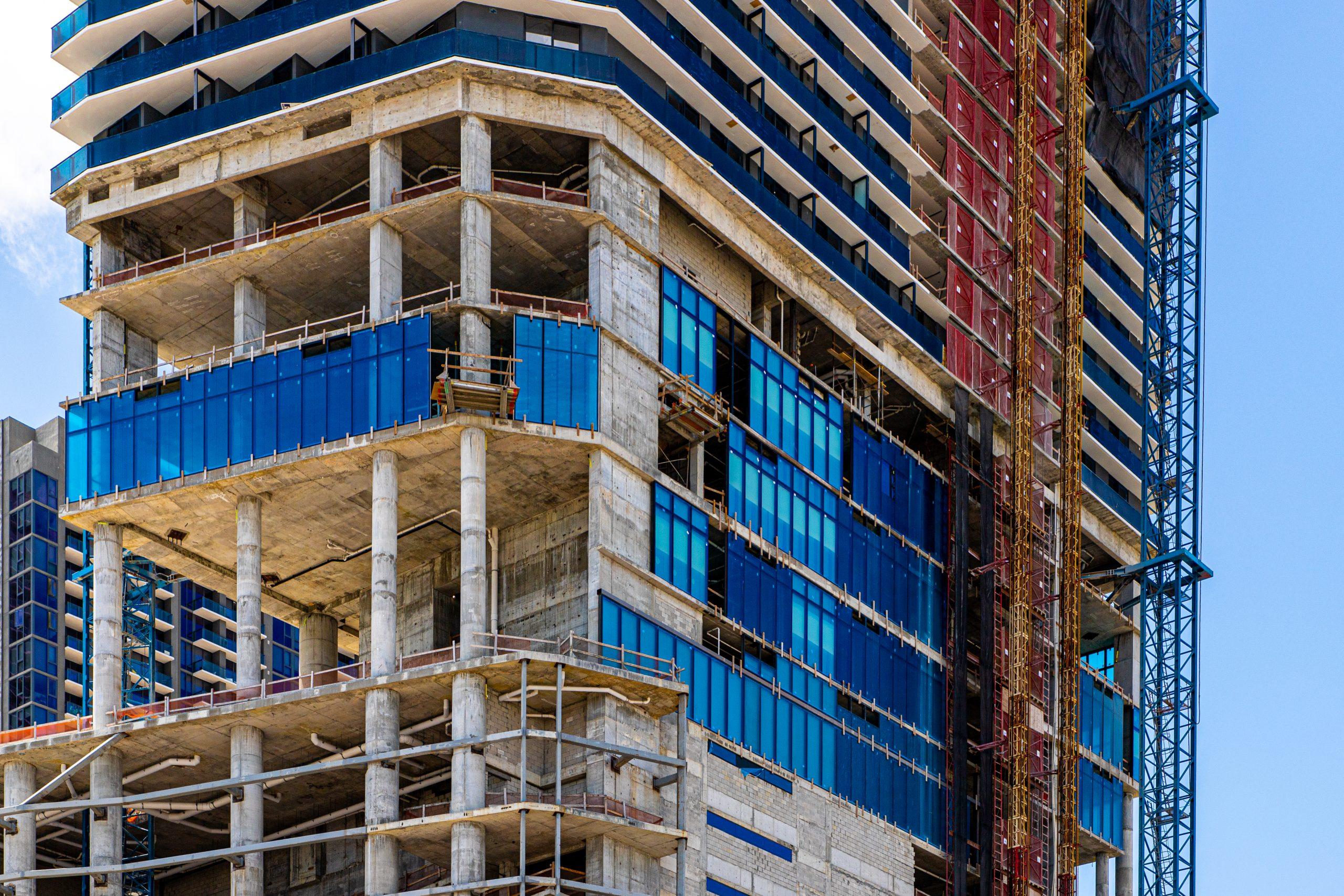 Upper Floors at Society Biscayne. Photo by Oscar Nunez   @Skyalign