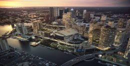 Water Street Tampa. Courtesy of Strategic Property Partners.