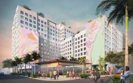 The Collective Wynwood designed by nArchitects.