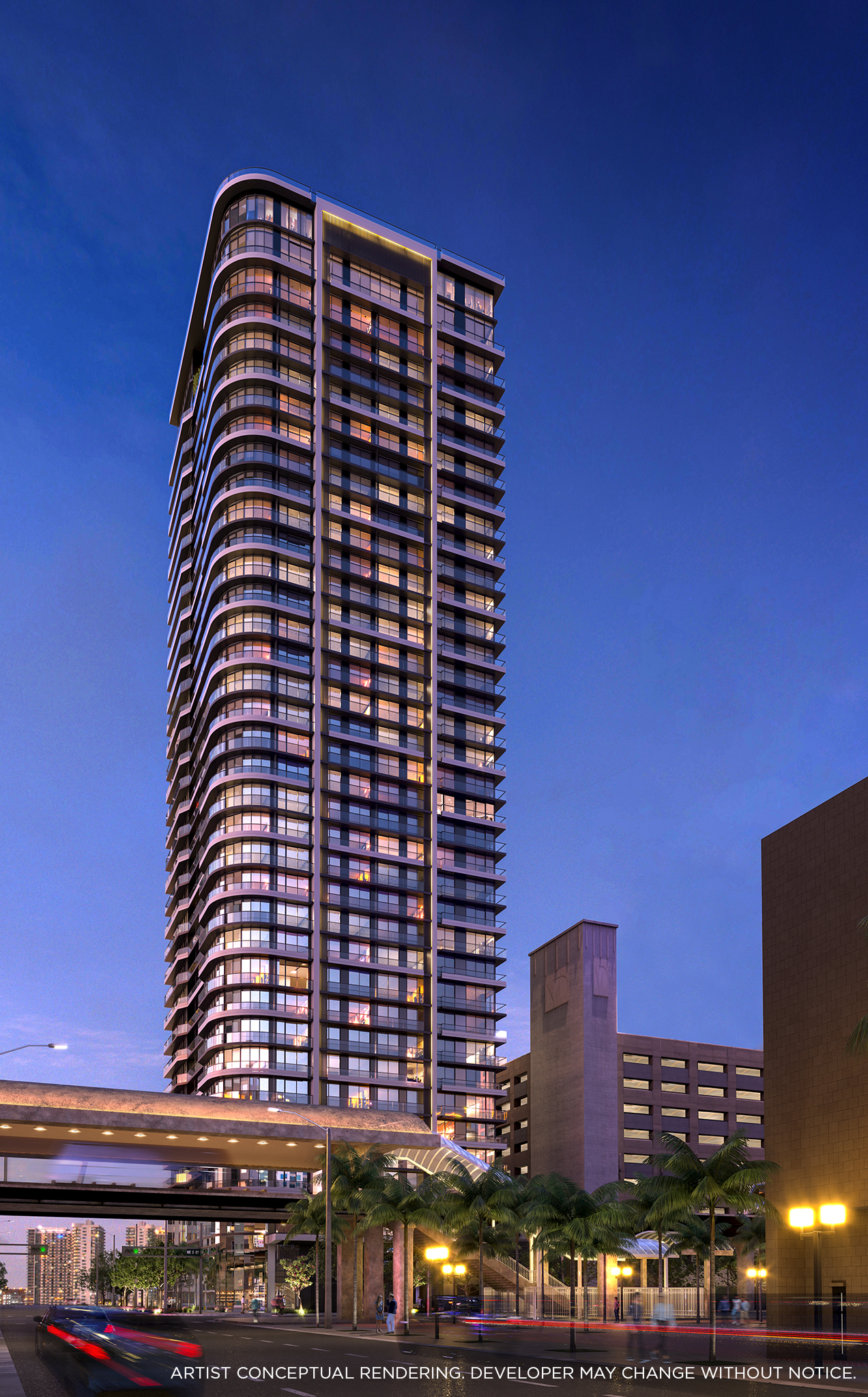 501 First Residences. Designed by Revuelta Architecture International.