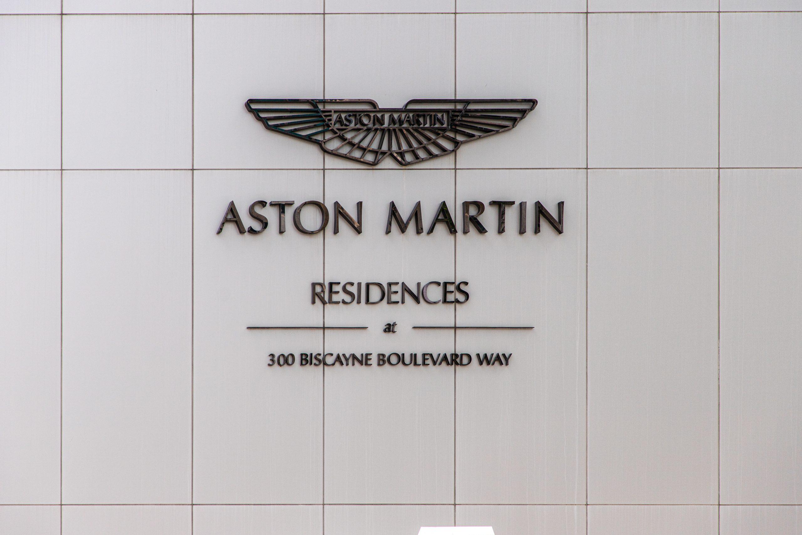 Aston Martin Residences. Photo by Oscar Nunez.