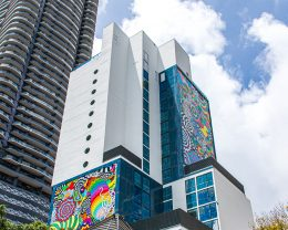 CitizenM Brickell. Photo by Skyalign.