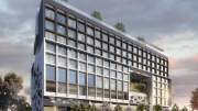 Arlo Wynwood. Designed by NBWW Architects.