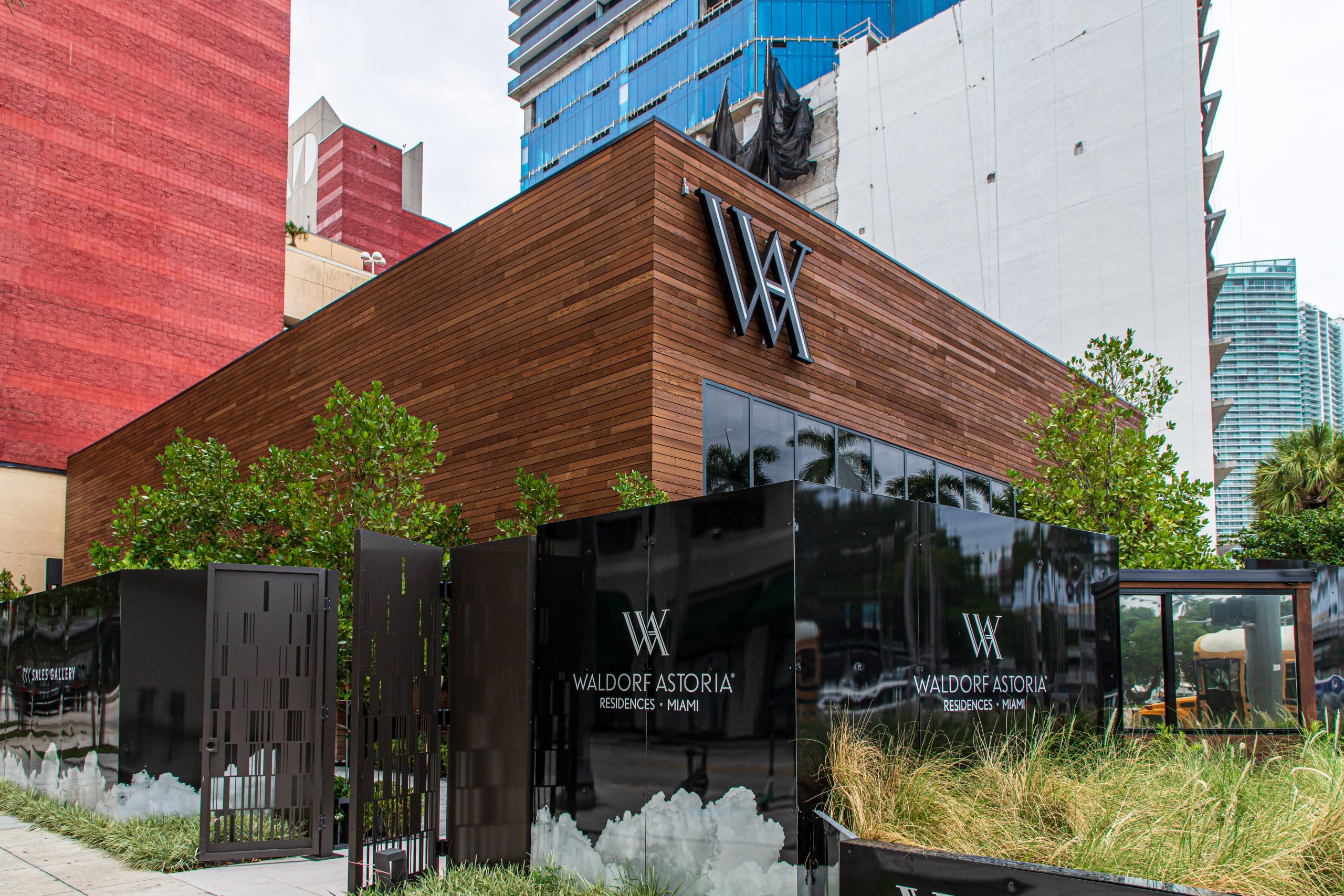 Experiential Sales Gallery. Photo by Oscar Nunez | Skyalign.