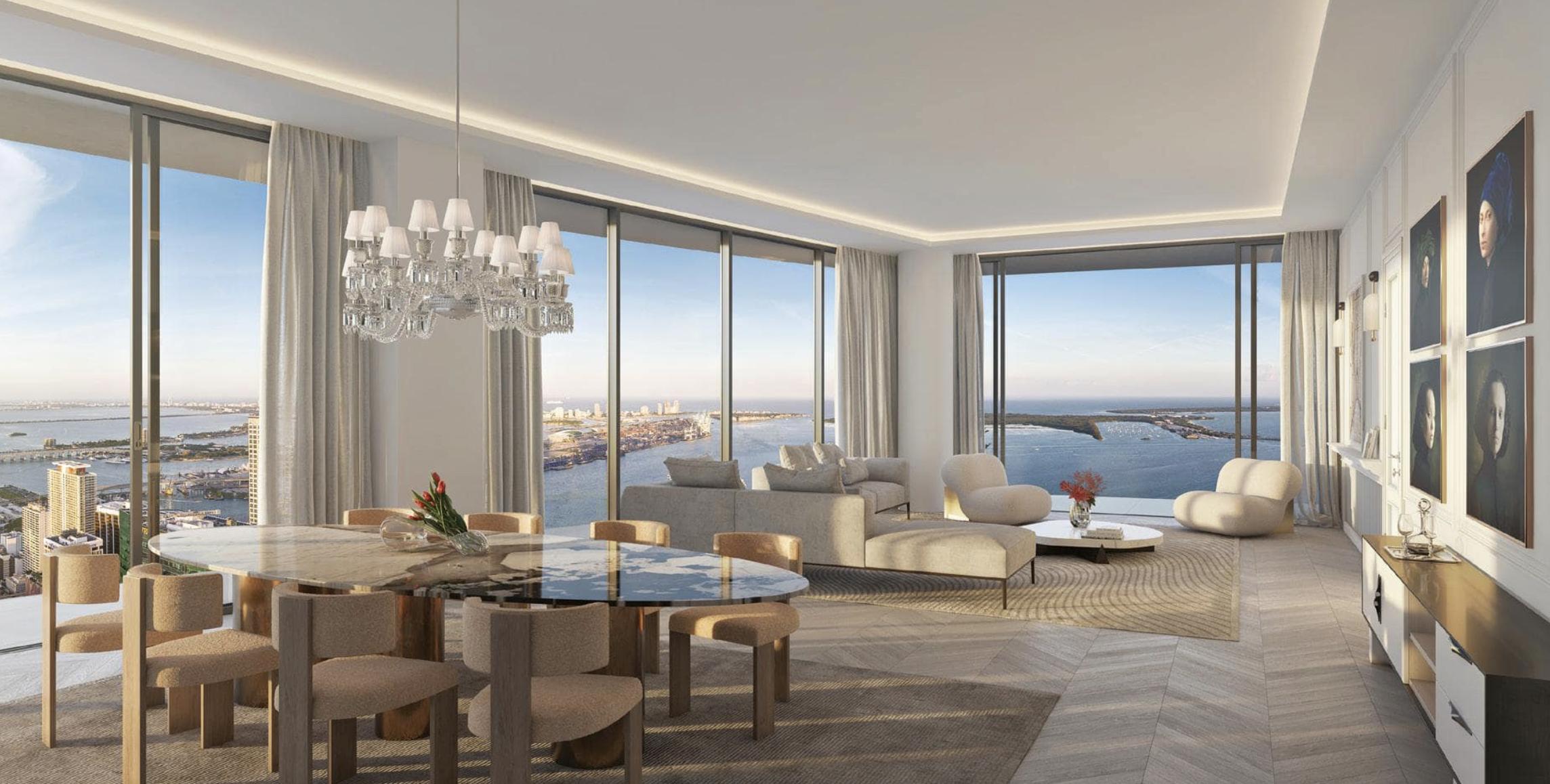Living Room. Designed by Meyers Davis Studio.