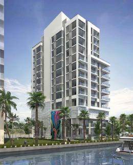 Evvo House Miami Hotel. Designed by RAD Architecture.
