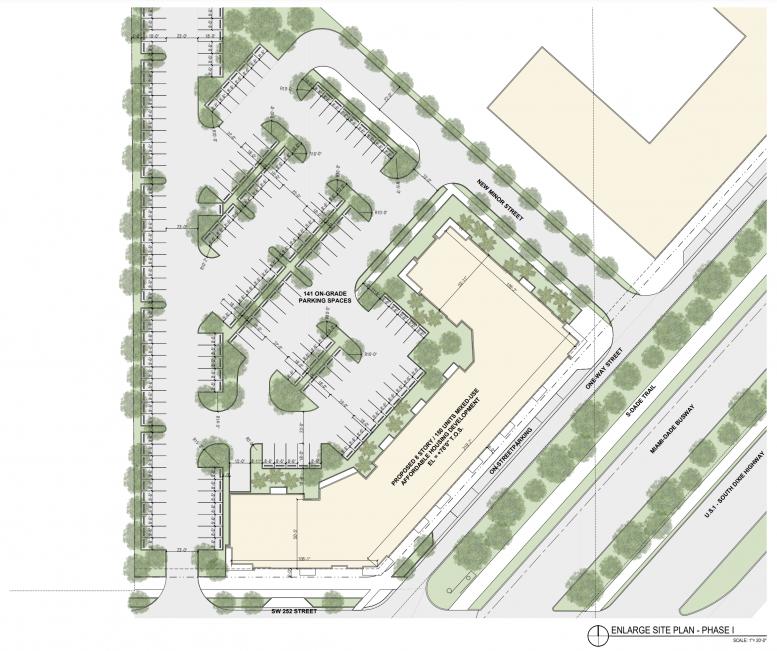 Princeton Crossing. Designed by Behar Font & Partners.