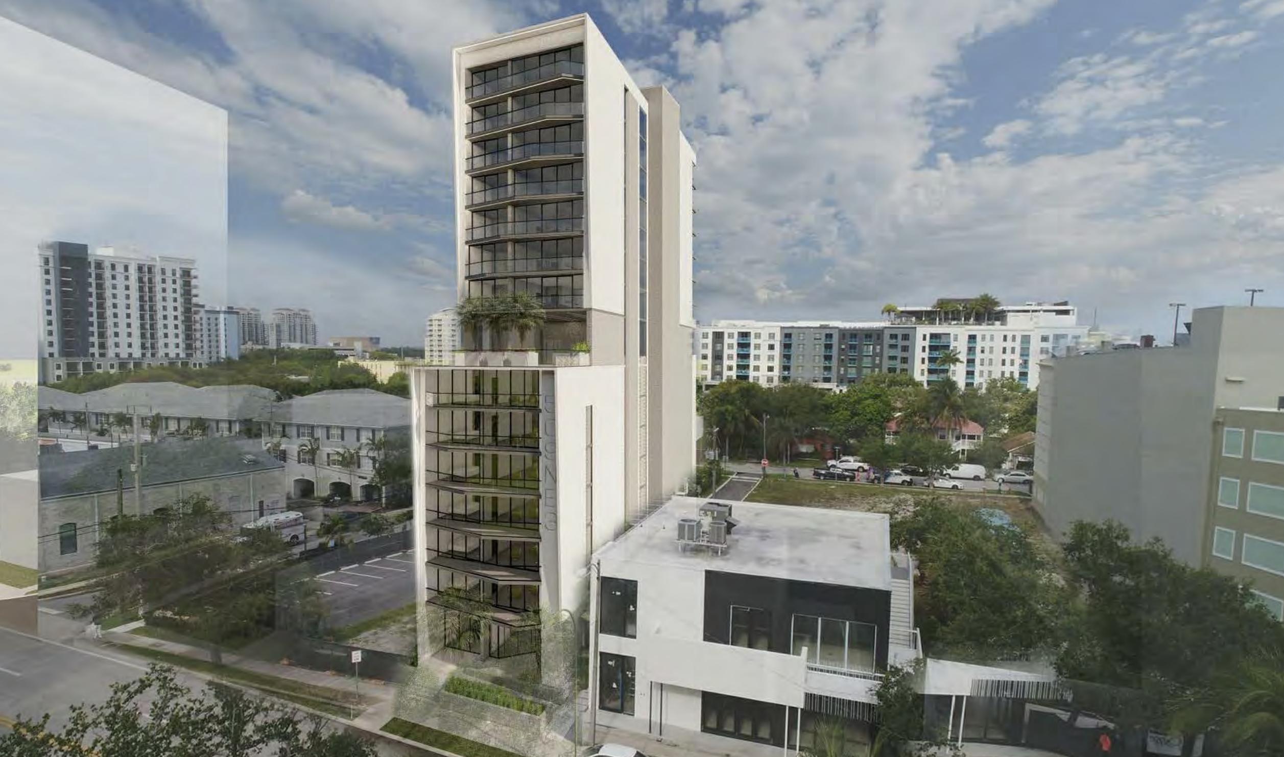 509NE3 Condominiums. Designed by the Tamara Peacock Company Architects