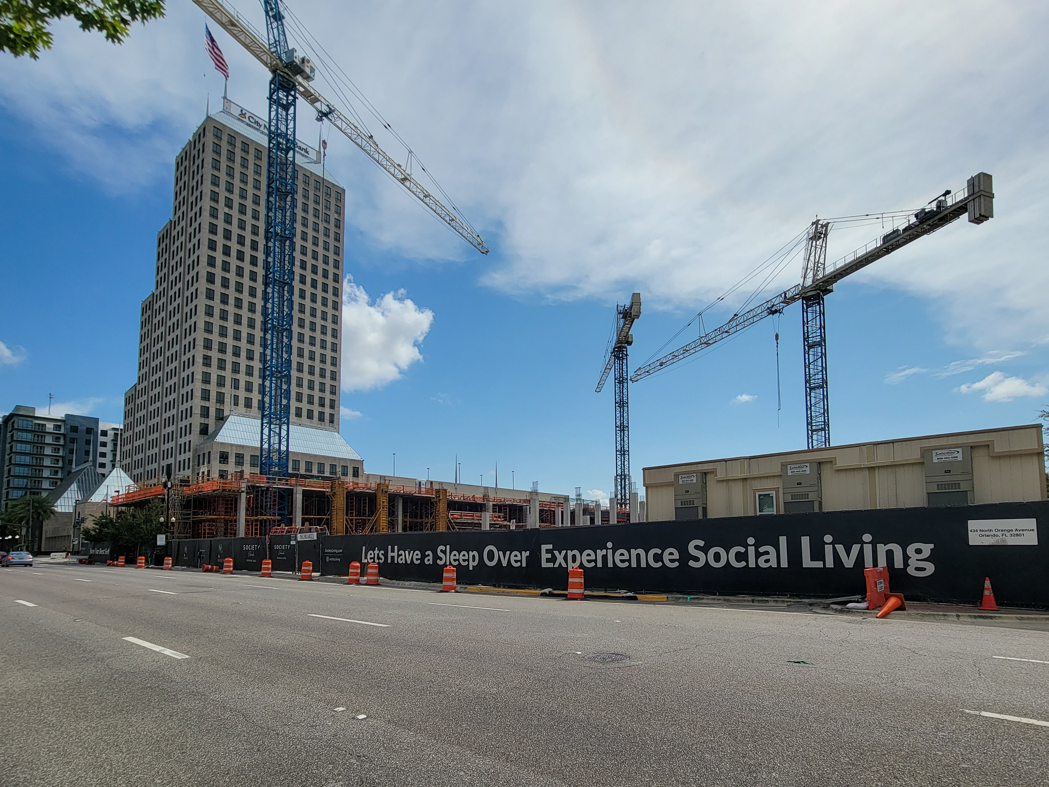 Society Orlando. Photo by Oscar Nunez.