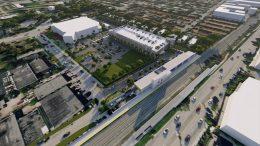 Boca Raton Station. Designed by RLC Architects.