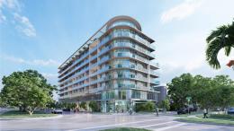 Ambienta Brickell. Designed by Revuelta Architecture International.