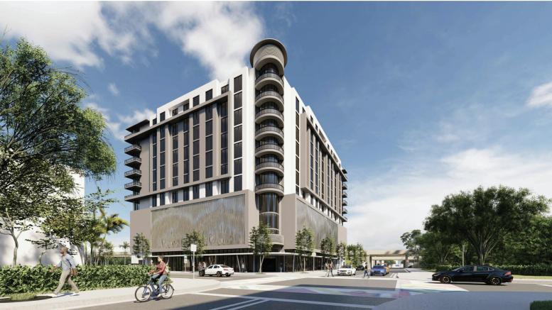 Graham Ross Towers. Designed by Behar Font & Partners.