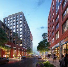 Wynwood 29. Designed by Arquitectonica.