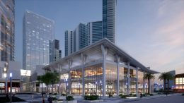 Miami Worldcenter Block-F West. Designed by NBWW Architects.