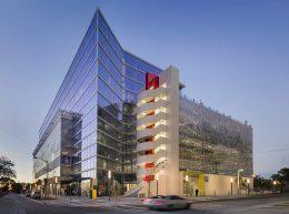 3 MiamiCentral. Image courtesy of POMA Architectural Metals.