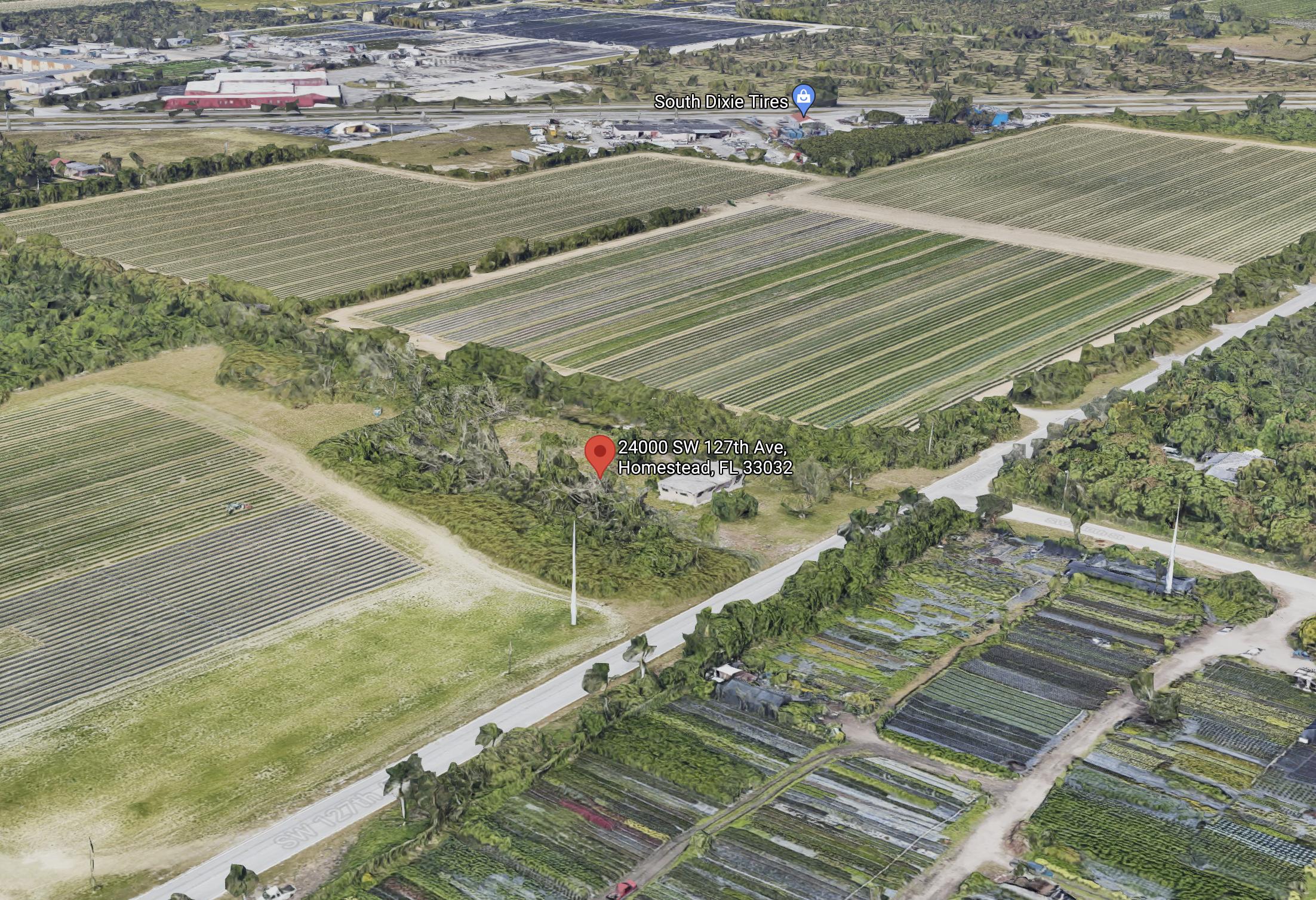 Subject Property. Courtesy of Google Maps.