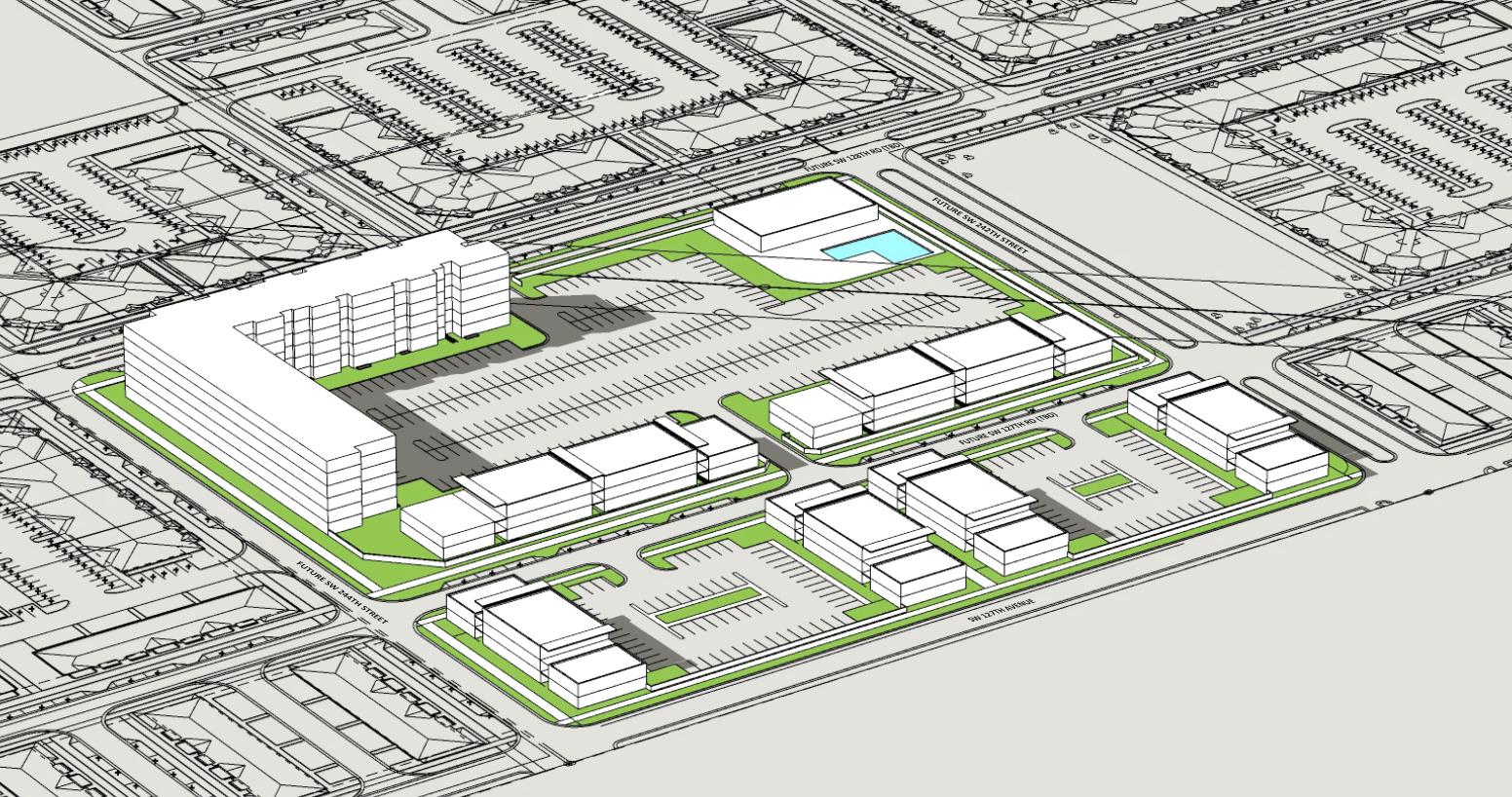 Princeton Landings. Designed by Chisholm Architects.