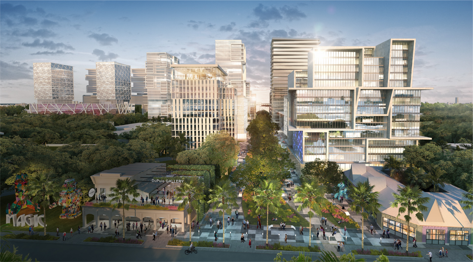 Magic City Innovation District.