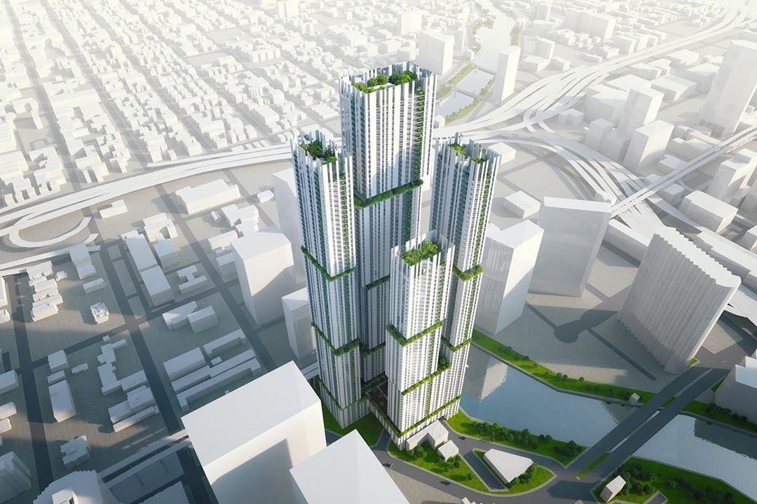 Miami RIverside Concept. Courtesy of PALMA.