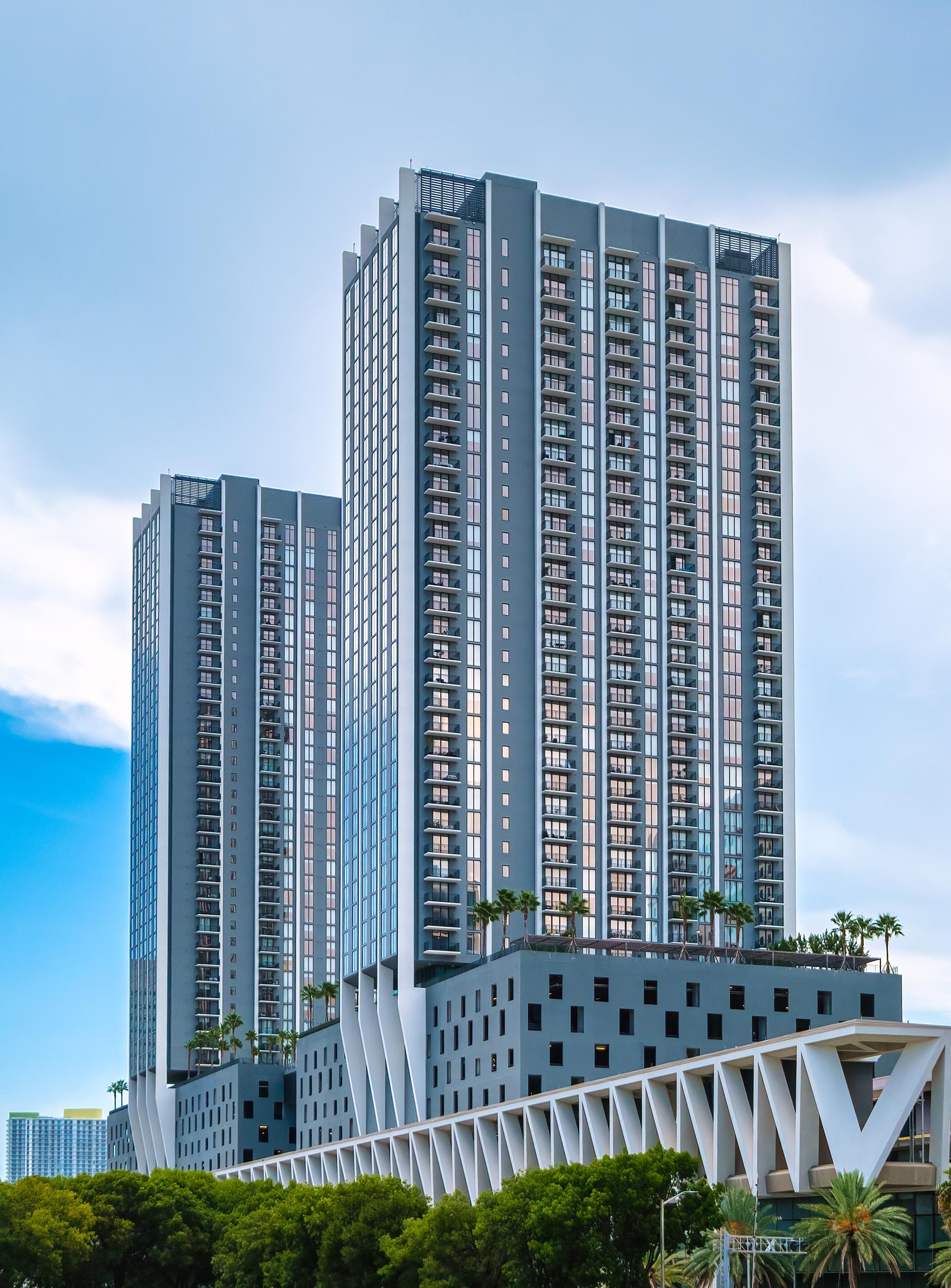 ParkLine Miami. Designed by NBWW Architects.