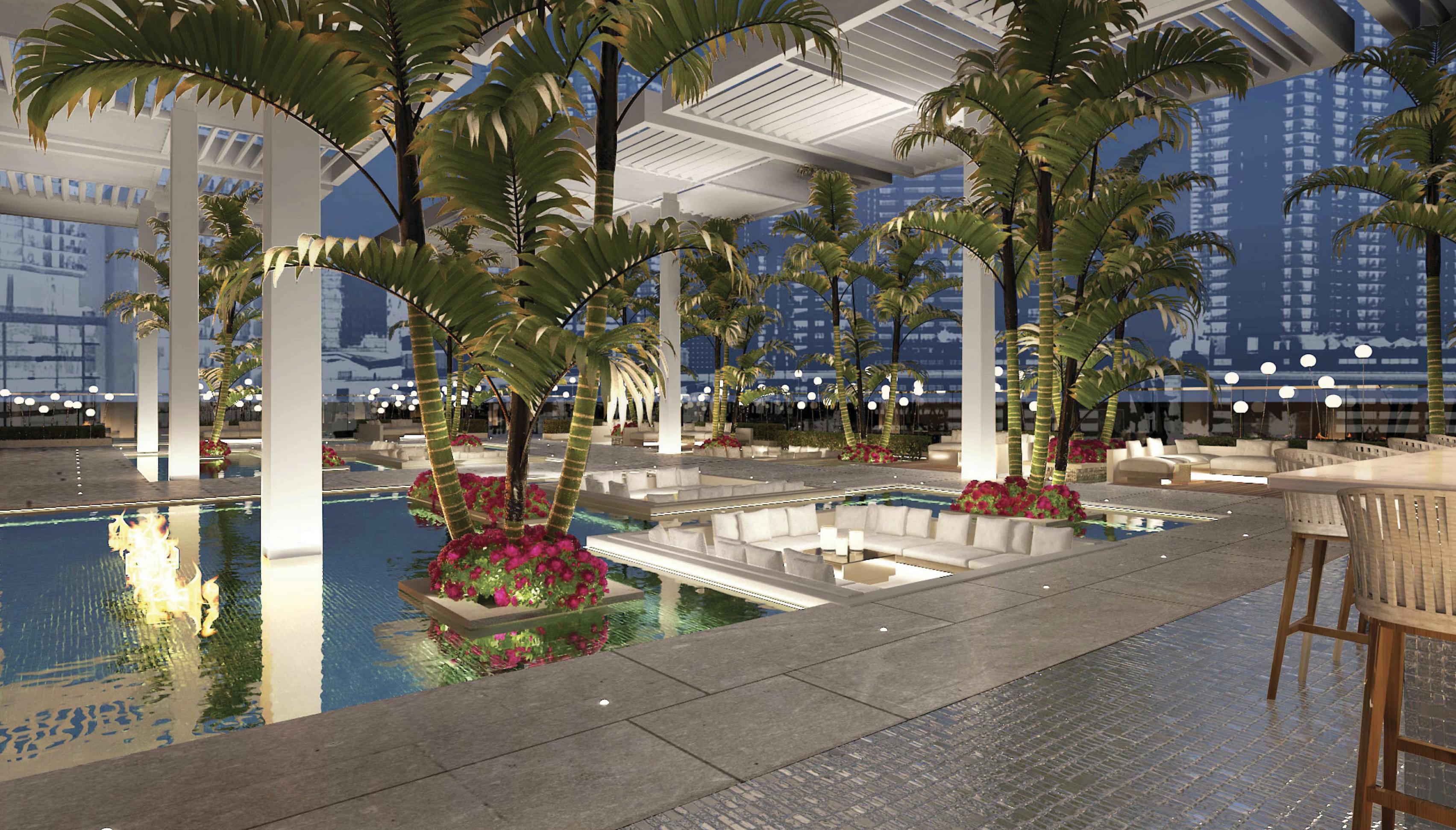 Legacy Hotel & Residences. Designed by Kobi Karp.